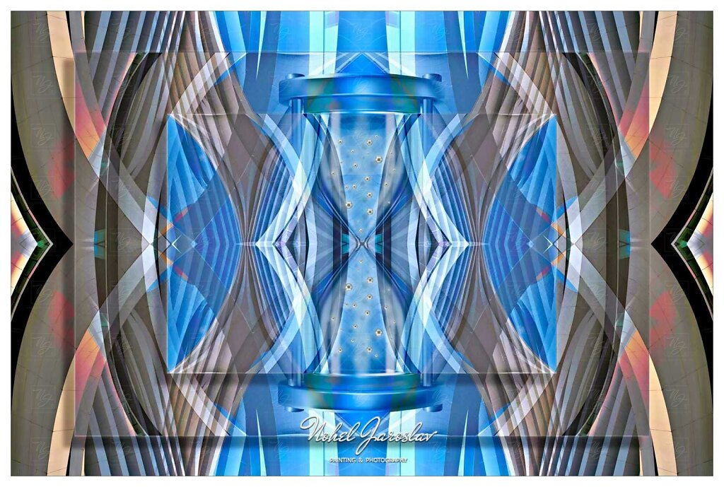 Mirror Effect - Sandglass